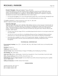 information technology cover letter template sample information