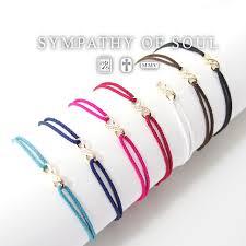 gold cord bracelet images Store volk sympathizer sea of seoul cord bracelet w diamond k18 jpg