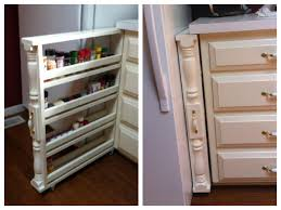 Kitchen Cabinet Spice Rack Organizer Diy Rolling Spice Rack Organizer Love This Home Pinterest