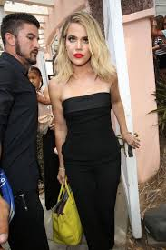 khloe jumpsuit far khloe looking scary in a