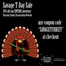 happy turkey day savage style savage classical guitar