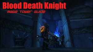 Challenge Blood Blood Mage Tower Challenge Guide The Highlord S