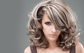highlights for gray hair photos hairstyle of gray hair with highlights to accent pinkous to grey
