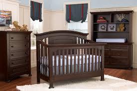 Munire Capri Crib by Bedroom Design Nice Dark Wood Munire Crib On Beige Shag Rugs And