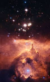 1231 best space images on pinterest universe outer space and the star cluster pismis 24 lies in the core of the large emission nebula ngc 6357