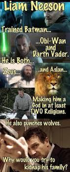 Liam Neeson Meme - liam neeson meme