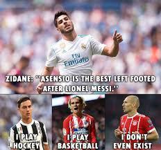 Soccer Hockey Meme - soccer memes on twitter nice one zizou