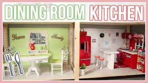 diy kitchen u0026 dining room how to make an american doll