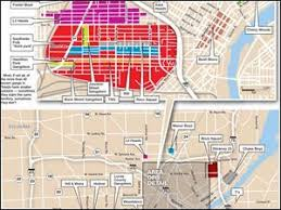 toledo ohio map 9 best maps images on cartography chicago and