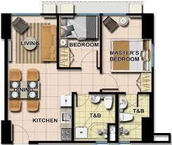 download 2 bedroom condo floor plan home intercine