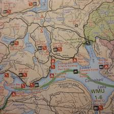 Map Book How To Camp For Free In British Columbia