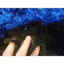 Blue Shaggy Rug Shag Rugs Reflection Blue Shaggy Rugs Free Shipping Australia
