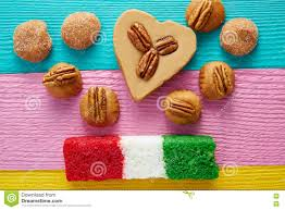 where to find mexican candy mexican candy cajeta pecan coconut flag stock photo image 70331902