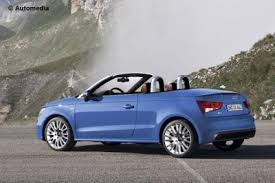 convertible audi a1 audi a1 4 more variants coming nordschleife autoblahg