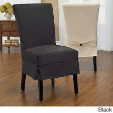Diy Dining Chair Slipcovers Wonderful Best 20 Dining Chair Covers Ideas On Pinterest Chair