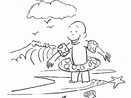 camping coloring pages curious george camping coloring pages
