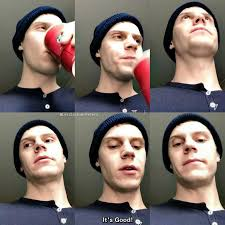 2 160 likes 53 comments evan peters letslovevanpeters on