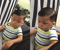 little boy comb over hairstyle hair style fashion