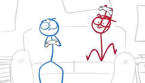 Dick Figures Meme - dick figures gifs find make share gfycat gifs
