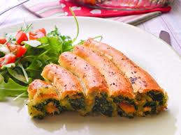 recette cuisine originale recette spirale feuilletée saumon epinards ricotta cuisinez spirale