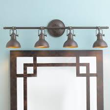 industrial bathroom vanity lighting home inspiration ideas