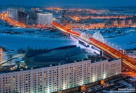 150 Meters Astana U2013 The View From A Height Of 150 Meters Kazakhstan Travel