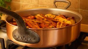 classical cuisine falk copper cookware classical range