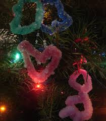 how to make borax crystal decorations to impress and amaze the