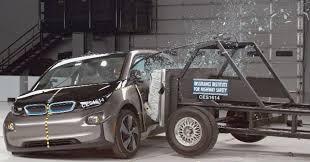 Tesla Minivan Tesla And Bmw Fall Short In Electric Vehicle Crash Tests