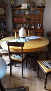 round dining room tables for 6 immaculate round dining room table 6 chairs sa yellow wood and