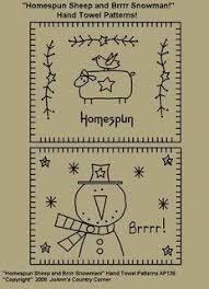 free printable primitive stitchery patterns my other primitive