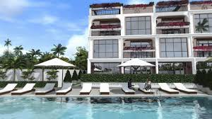 townhouses complex with pool for sale in koh samui thaivisa property