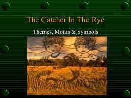 catcher in the rye theme of alienation the catcher in the rye themes symbols motifs