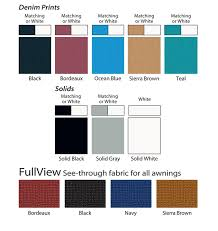Rv Window Awning Carefree Of Colorado Rv Awnings At Rv Toy Store Your Rv