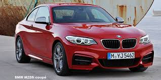 bmw cars south africa bmw 2 series m235i coupe auto specs in south africa cars co za