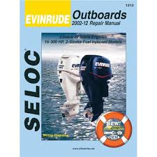 amazon com evinrude engine repair manual 40 250 hp 2 u0026 4 stroke
