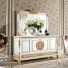 sala da pranzo in francese yb62 lusso barocco francese stile sala da pranzo in vetro credenza