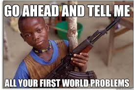 Third World Kid Meme - armed and dangerous third world kid memes quickmeme
