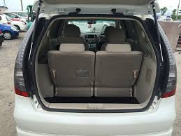 mitsubishi mpv interior mitsubishi grandis ss motors japan