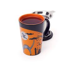 halloween coffee mug carla befera public relations