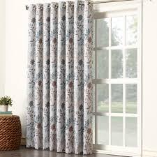 Pinch Pleat Drapes For Patio Door by Ideas For Patio Door Curtains Elliott Spour House Patio Door