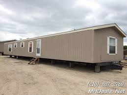 singlewide manufactured housing trailer mobile home