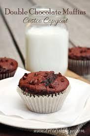 chocolate muffins costco copycat recipe let s dish recipes