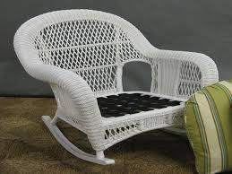 White Rocking Chair Outdoor by All Weather Rocking Chairs Design Home U0026 Interior Design