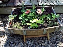 half whiskey barrel planters ideas u2014 new decoration how to plant