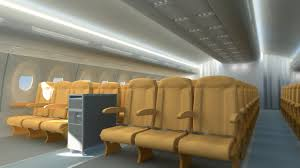 Aircraft Interior Design Tencate Fire Retardent Low Fst Prepregs For Aircraft Interiors