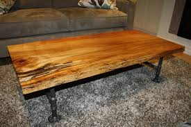 coffee table walnut coffee table awesome glass coffee table raw edge wood coffee