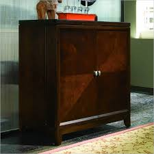 Flip Top Bar Cabinet American Drew Tribecca Flip Top Bar 912 589