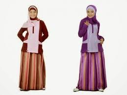 19 desain baju muslim remaja jaman sekarang elegantria