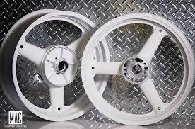 porsche silver powder coat mac powder coating and ceramic coating powder coating wheels bent